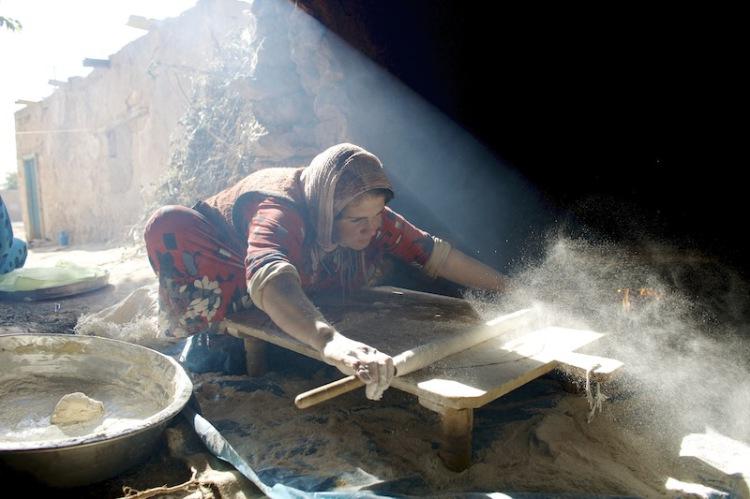 Kobane Flüchtlinge