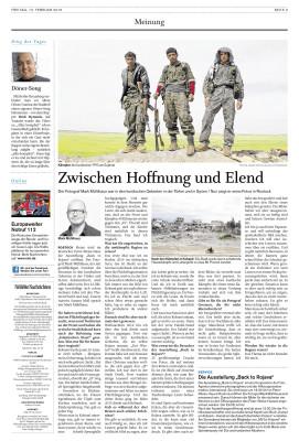 Interview mit Mark Mühlhaus/attenzione